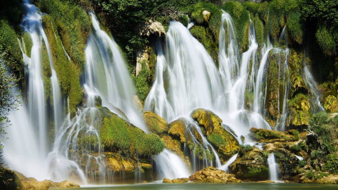 Le park national de Krka